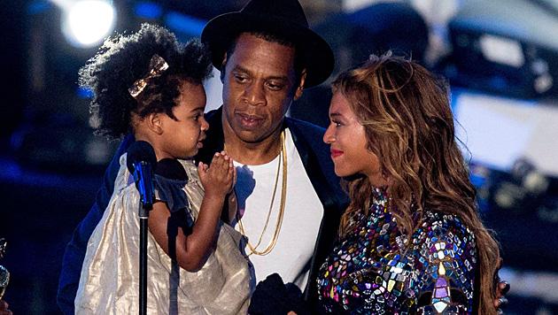 Ist Beyonce etwa zum zweiten Mal schwanger? (Bild: AFP)