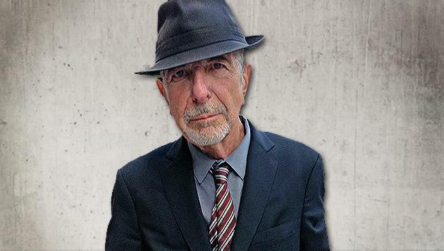 Leonard Cohen feiert seinen 80. Geburtstag (Bild: Sony Music, thinkstockphotos.de, krone.at-Grafik)