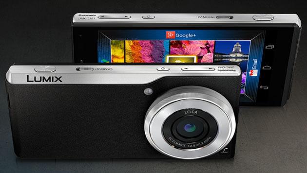 Panasonic: Lumix-Handy mit 20-Megapixel-Cam kommt (Bild: Panasonic)