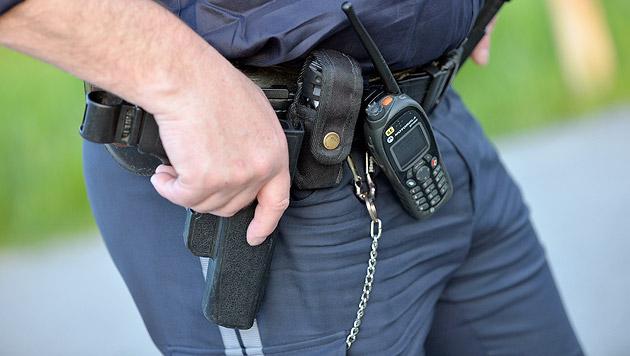 Hochrangiger Polizeikommandant suspendiert (Bild: APA/BARBARA GINDL (Symbolbild))