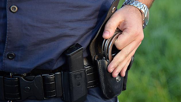 Tobendes Kind führt Polizisten zu Serieneinbrecher (Bild: APA/BARBARA GINDL (Symbolbild))