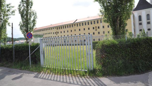 Häftling zu früh entlassen: In der Schweiz gefasst (Bild: Horst Einöder)