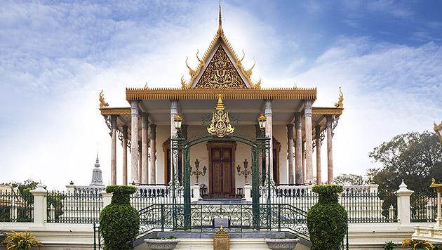 Kambodscha: Das Land, das wieder lächeln kann (Bild: thinkstockphotos.de)