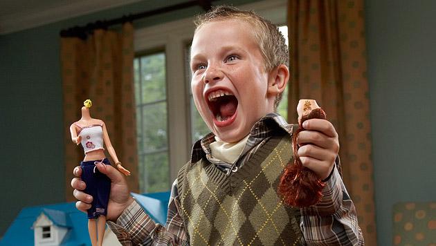 Wie Sie mit Aggression bei Ihrem Kind umgehen (Bild: thinkstockphotos.de)