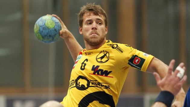 Bregenz besiegt nach dreieinhalb Jahren Derbyfluch (Bild: Walter Zaponig, bregenz-handball.at)