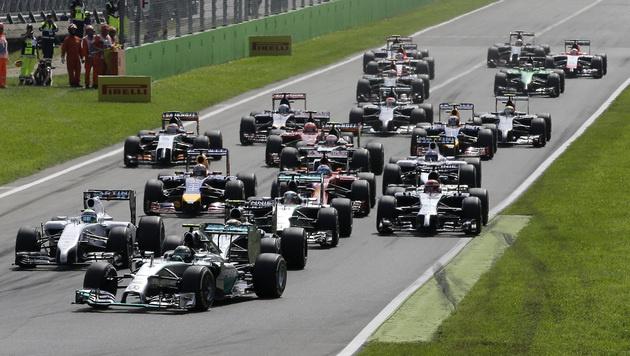 FIA rudert bei Funkverbot zurück (Bild: AP)