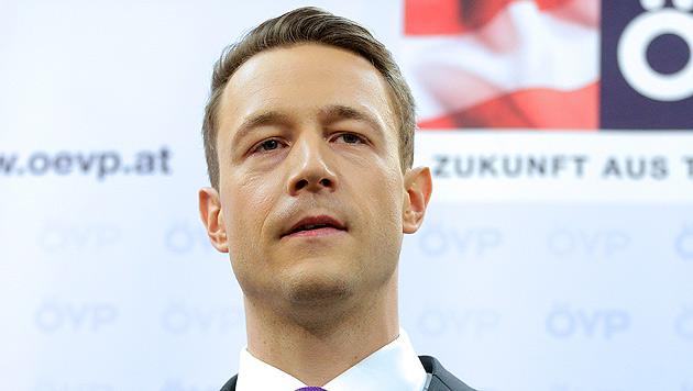 ÖVP-Stadtchef Blümel (Bild: APA/GEORG HOCHMUTH)