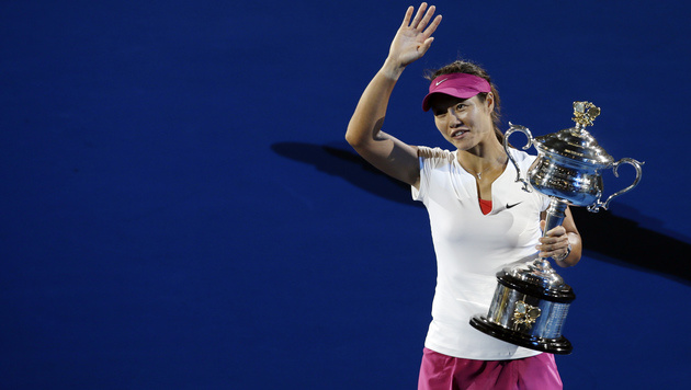 Tennisstar Li Na beendet Karriere (Bild: AP)