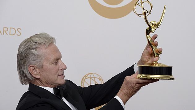 Und einen Emmy. (Bild: EPA)