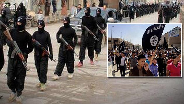 """Experte zu IS-Terror: """"Wir sitzen auf Pulverfass"""" (Bild: AP)"""