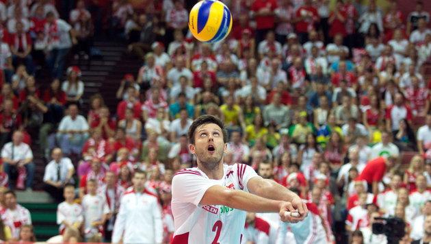 Michal Winiarski und seine Polen eroberten in der Heimat Gold (Bild: APA/EPA/ANDRZEJ GRYGIEL)