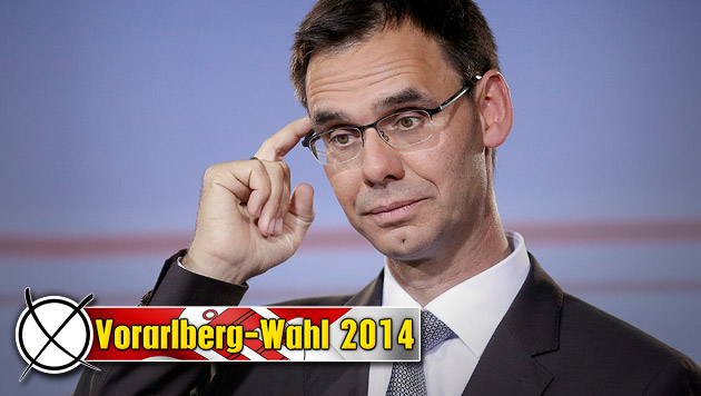 Alleinregierung als Sargnagel der ÖVP-Absoluten (Bild: APA/GEORG HOCHMUTH, krone.at-Grafik)
