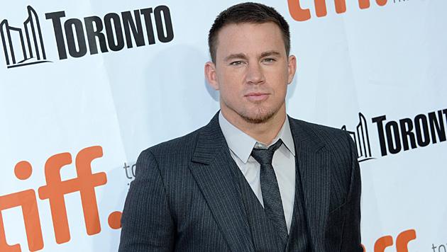 "Im Mai 2013 wurde auch Ex-""Sexiest Man Alive"" Channing Tatum Vater. (Bild: Evan Agostini/Invision/AP)"