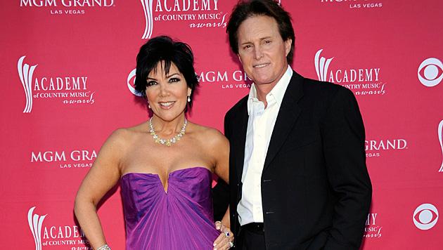 Kris Jenner reichte die Scheidung von Bruce Jenner ein. (Bild: AP)