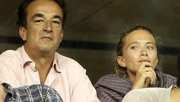 Olivier Sarkozy liebt die um 17 Jahre jüngere Mary-Kate Olsen. (Bild: APA/EPA/JASON SZENES)