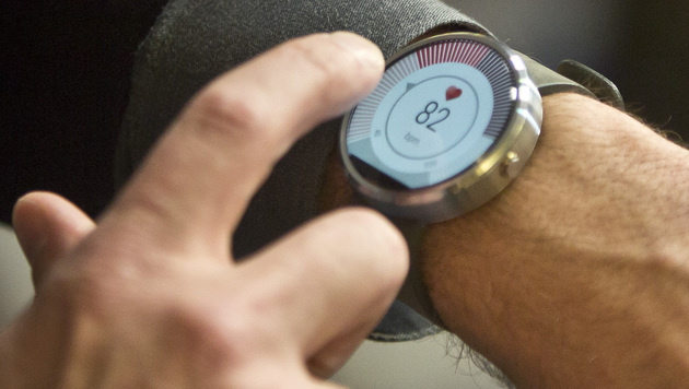 Darum gehen mir Smartwatches am Arm vorbei (Bild: AP)