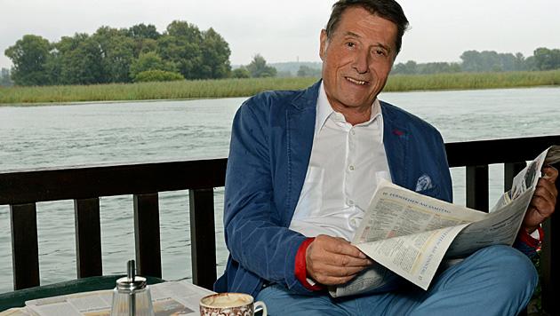 """""""Ich fühle mich wie 51"""", sagte Udo Jürgens zu seinem 80er. (Bild: APA/EPA/HORST OSSINGER)"""