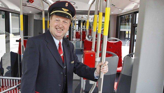 Der ehemalige Verkehrsdirektor Gunter Mackinger zieht seine Klage zurück. (Bild: MARKUS TSCHEPP)