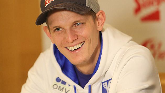Thomas Morgenstern ist neuer Laureus-Botschafter (Bild: Sepp Pail)