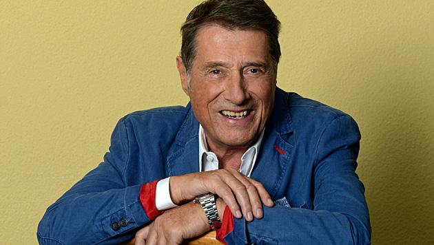 Udo Jürgens wurde am 30. September 80 Jahre alt. (Bild: APA/EPA/HORST OSSINGER)