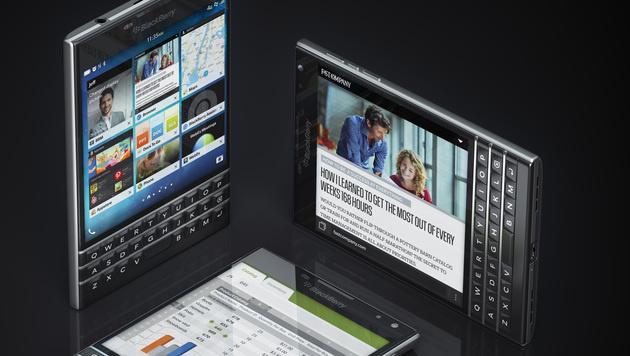 Blackberry Passport soll Fans zurückgewinnen (Bild: Blackberry)