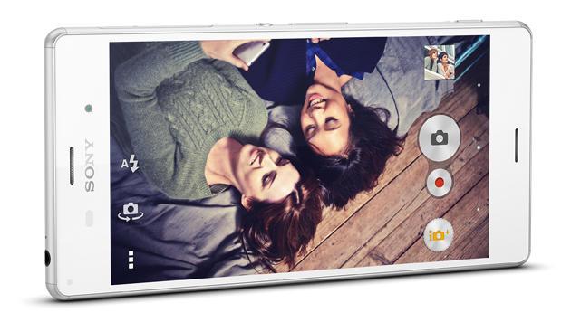 Sony Xperia Z3 compact (Bild: Sony)