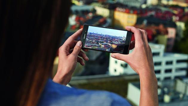 Sonys Xperia Z3 (compact) im krone.at-Praxistest (Bild: Sony)