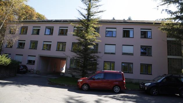 Das ehemalige Hotel gehört einer slowakischen Unternehmerin. (Bild: Martin A. Jöchl)