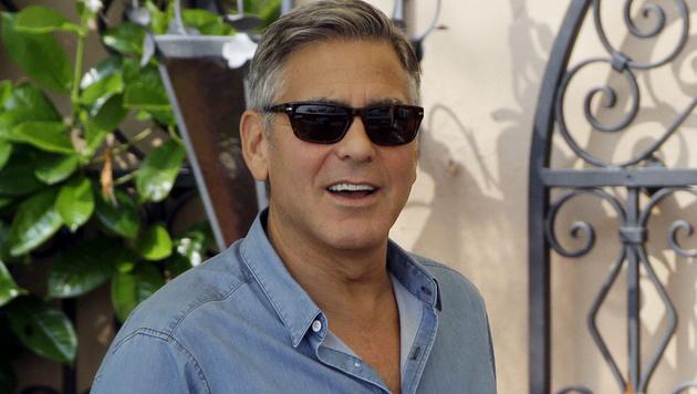 George Clooney (Bild: AP)