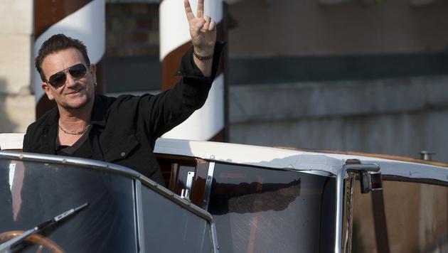 Bono (Bild: AP)