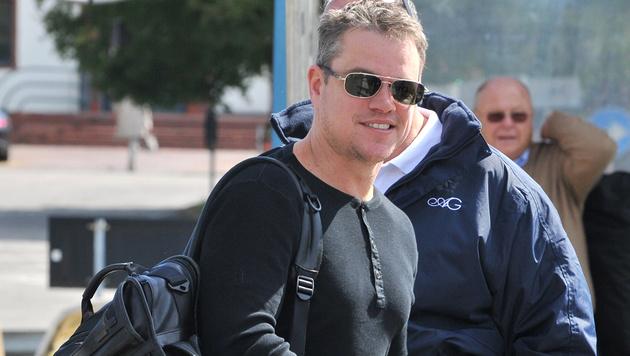 Matt Damon (Bild: AP)