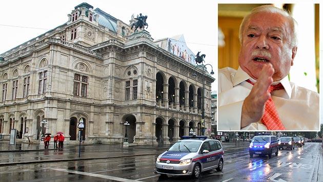 """Bürgermeister Michael Häupl ist über die """"Scherz-Demos"""" in Wien verärgert. (Bild: Andi Schiel, Klemens Groh)"""