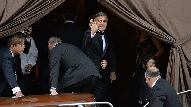 George Clooney (Bild: AFP)