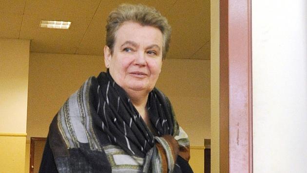 Die ehemalige Burgtheater-Vizedirektorin Silvia Stantejsky (Bild: APA/HERBERT PFARRHOFER)