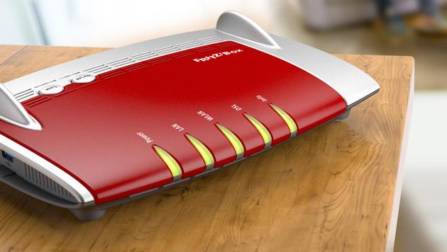 AVM rüstet Fritz!Box-Router mit neuer Software aus (Bild: AVM)
