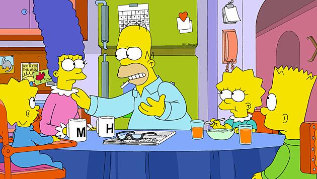 """Dieser """"Simpsons""""-Charakter muss sterben (Bild: AP)"""