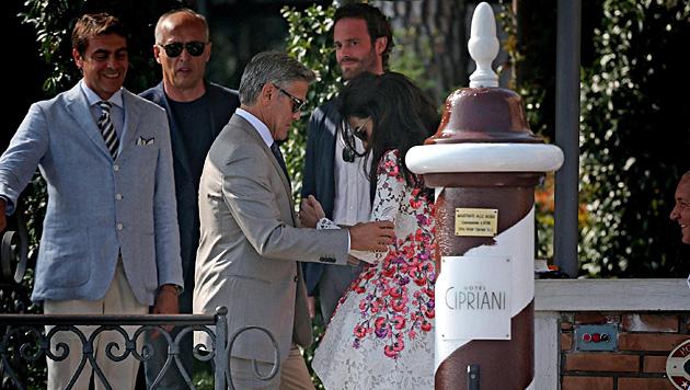Vom Hotel Aman fuhr das Ehepaar zum Hotel Cipriani. (Bild: AP)