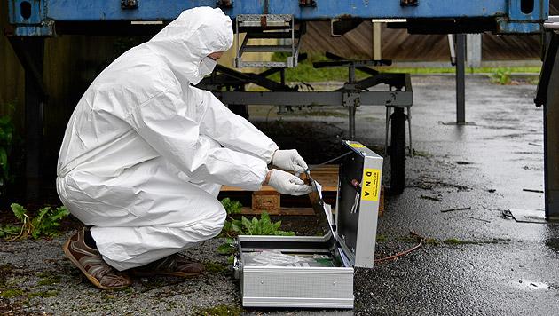 Verweste Leichen in steirischem Haus entdeckt (Bild: APA/BARBARA GINDL (Symbolbild))