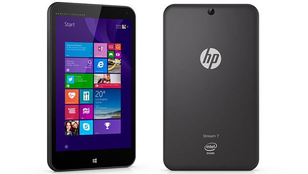 HP Stream 7: Tablet mit Windows 8.1 für 99 Dollar (Bild: HP)