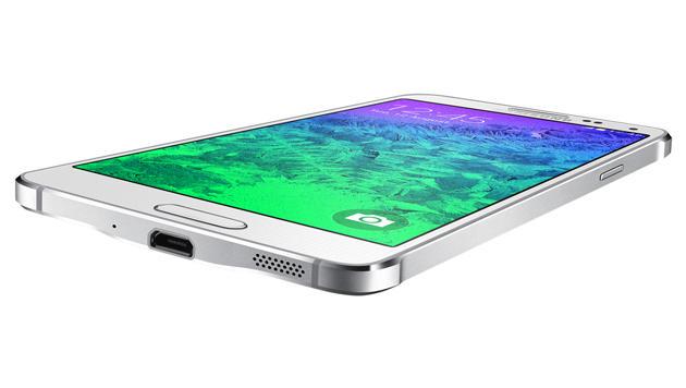 Samsung Galaxy Alpha: Der Alu-Koreaner im Test (Bild: Samsung)