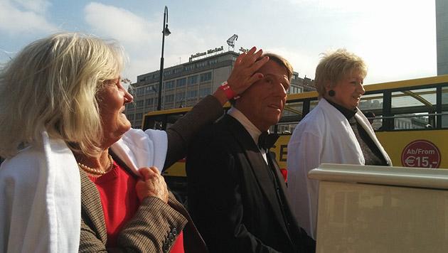 So lief die peinliche Parade der Udo-Jürgens-Fans (Bild: Thomas Strobl)