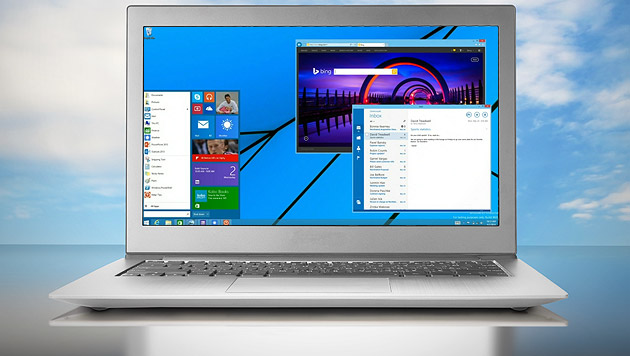 So viel Power muss Ihr PC für Windows 10 haben (Bild: thinkstockphotos.de, Microsoft)