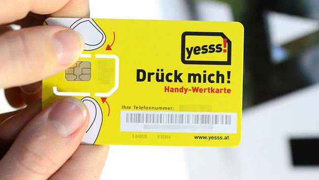 Zehn von elf Klauseln bei yesss! gesetzwidrig (Bild: APA/Helmut Fohringer)