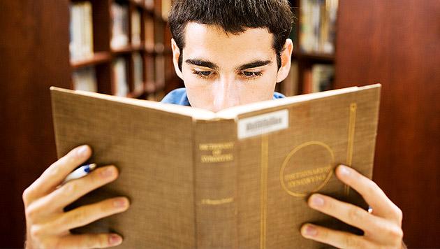Zentralmatura: Literatur-Kenntnisse kaum gefragt (Bild: thinkstockphotos.de)