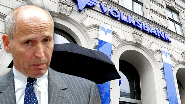 ÖVAG-Vorstandsvorsitzender Stephan Koren (Bild: APA/HELMUT FOHRINGER, APA/HERBERT NEUBAUER)