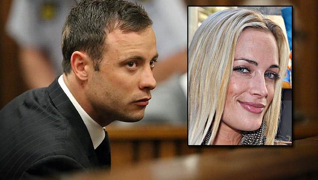 Pistorius telefonierte in Todesnacht mit seiner Ex (Bild: AP, Timothy Bernard/EPA/picturedesk.com)