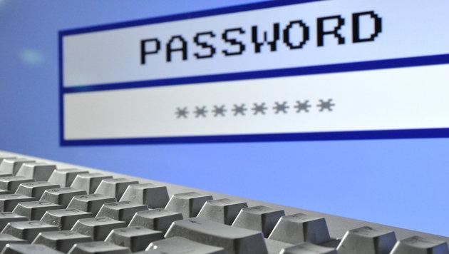 Sicherheitsfragen zu unsicher oder zu schwierig (Bild: APA/dpa/Julian Stratenschulte)