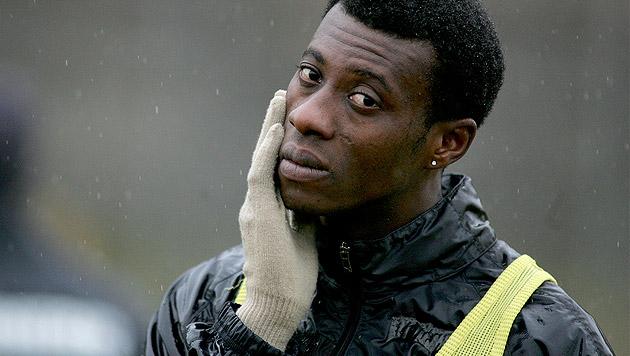 Ex-GAK-Kicker Akoto als Drogendealer verhaftet (Bild: Sepp Pail)