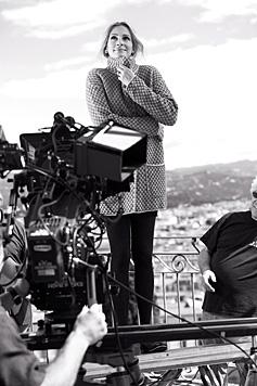 Der Strumpfhersteller holte sich Julia Roberts ins Boot. (Bild: Calzedonia)
