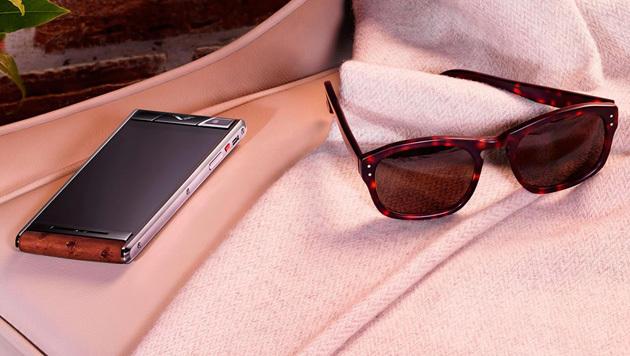 Neues Luxus-Handy kostet mindestens 5.400 Euro (Bild: Vertu)